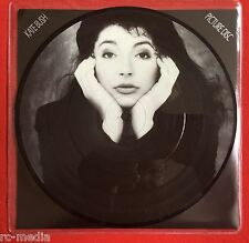 KATE BUSH - This Womans Work - Rare UK Picture Disc with insert (Vinyl Record)