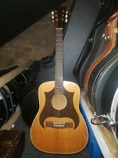 Vintage 60s Acoustic Guitar Everly Brothers