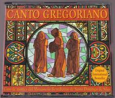 Canto Gregoriano. Gesänge Gregorianische Mönche. Doppel-CD