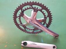 Shimano Ultegra FC-6600-A 175mm 2x double road cyclocross crankset crank