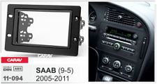 CARAV 11-094 2-DIN Cadre Adaptateur de radio SAAB 9-5 2005-2011