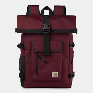 Carhartt, Philis Backpack, 21,5L, Wine, Weinrot, Laptopfach, I026177, Neu