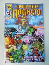 1x Comic - Marvel DC Crossover Nr. 4 - Magnetic Men Magneto - Z. 1