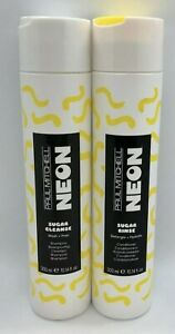 Paul Mitchell Neon Sugar Cleanse & Rinse Duo 10.14oz Each
