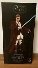 Sideshow - Obi Wan Kenobi - Jedi Padawan - Star Wars - 1/6 Figure - Hot Toys