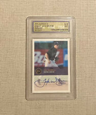 2000 Just Minors Autographs #Ba-87 Jack Wilson Other Encased Auto Rookie Card