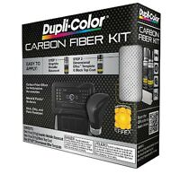 Dupli-Color CFK100 Carbon Fiber Paint Coating Spray Customizing Kit