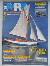 MRB - Modèle Réduit de Bateau #591 (REVUE) Côtre aurique Raphaël, Chasseur Orion