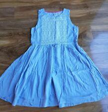 8c1ef0081f Boden Ladies Fabulous COTTON Blue Dress. Brand new.