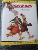 Puffin audiobooks Chicken Run double cassette tape