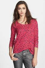 marc by marc jacob 'Bianca' Print Jersey Tee size Medium brand new with tag