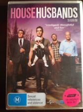 HOUSE HUSBANDS Season One Ex Rental Good Condition DVD R4&2