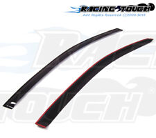 For Toyota Yaris Coupe 07-11 Dark Grey Out-Channel Window Visor Sun Guard 2pcs