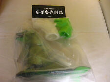KETOS - Shiny Paint Sofubi - SOFT VINYL SEA MONSTER - 2 Spare Heads - JAPAN New