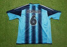 Olympique marsella l 2004 2005 adidas Football camisa jersey n9uf hemdani