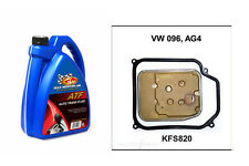 Transgold Transmission Kit KFS820 With Oil For VW POLO MK4 VENTO