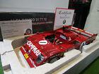 ALFA ROMEO 33 TT 12 #1 NÜRBURGRING de 1975 au 1/18 AUTOART 87505 voiture miniatu
