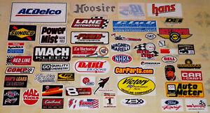 NOS HOLLEY PERFORMANCE ORIGINAL OFFICIAL RACING STICKER DECAL NASCAR NHRA