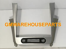 2008-2012 MALIBU RADIO TRIM PANEL BEZEL CENTER TRIM PANEL NEW GM #  20989772
