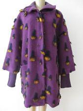 Rara Avis Iris Apfel Metallic Jacquard Sweater Coat NWT 3x Womens Plus Designer