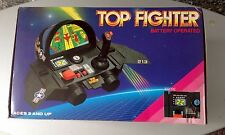 80S Vintage Nipco Toys#Console Dashboard Top Fighter Battery Operated Like Tomy