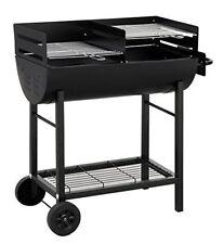 Barbecues charbon de bois noirs pour jardin et terrasse