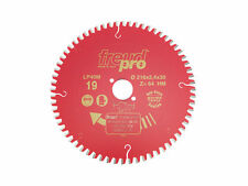Freud Pro LP40M019 tct croix coupe lame scie 216mm x 30 x 64 dent LP40M 019