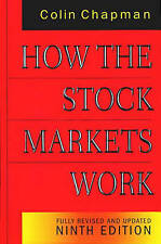 How the Stock Markets Work 9th Edition,Chapman, Colin,New Book mon0000055101