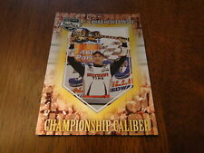 2011 Press Pass FanFare Championship Caliber #CC22 Brad Keselowski Card