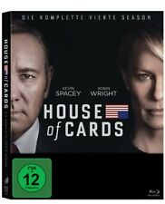 Blu-ray * House of Cards - Season/Staffel 4 * NEU OVP