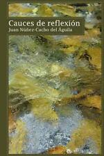 Cauces de Reflexion by Juan del Aguila (2014, Paperback)