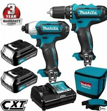 Makita 12V Power Tool Combos