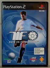 ESTO ES FUTBOL 2002 - PLAYSTATION 2 - PAL ESPAÑA