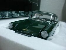 WOW EXTREMELY RARE Opel Rekord P1 2 Doors 1958 Police 1:18 Minichamps-Auto Art