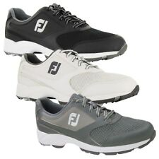 Mens FootJoy Athletics 56813, 56814, & 56816 Prior Season Style Mesh Golf Shoes