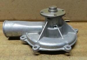 1968-74 Opel vehicles 1.5L, 1.6L, 1.7L, 1.9L 4-Cyl New water pump 490-1