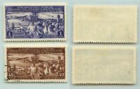 Russia USSR 1949 SC 1408-1409 Z 1362-1363 mint or used . rta4823