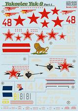 Escala de impresión 1/48 Yak-9K parte 1 # 48094