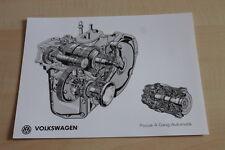 SV0767) VW Passat 4-Gang-Automatik Pressefoto 08/1989