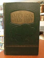 Austin Baylitts American Wild Life Illustrated  Photography 1940 First Edition,