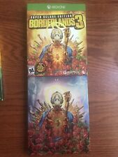 Borderlands 3 Diamond Loot Chest Collector's Edition PS4 PC XBOX *STEELBOOK ONLY