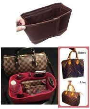 EXPEDITED BAG ORGANIZER SHAPER FIT FOR SPEEDY 30 NEVERFULL MM ฺCHOCOLATE BROWN