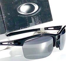 NEW* Oakley RPM EDGE Black polished Women's Black Iriidium Sunglass 9257-01