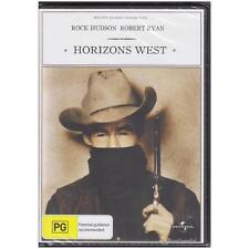 DVD HORIZONS WEST Rock Hudson Robert Ryan 1952 Western Classic PG Region 4 [BNS]