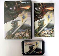 SUPER HYDLIDE (JAP version) jeu Sega Megadrive - Complete Game for Mega Drive