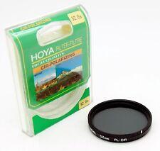 Hoya 52mm PL-CIR Polarising Filter in Case #5019