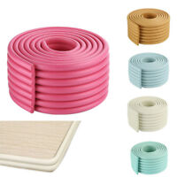 2m Infants Kids Table Edge Guard Protector Foam Strip Baby Safety Cushion Bumper