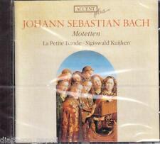 Bach: Mottetti / Sigiswald Kuijken, La Petite Bande - CD