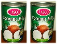 JAMAICAN COCONUT MILK - From Jamaica - 2 TINS 400g EA