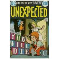 Unexpected (1967 series) #148 in Very Good condition. DC comics [*ce]